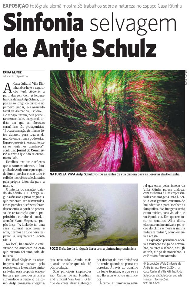 Entrevista Jornal do Commercio