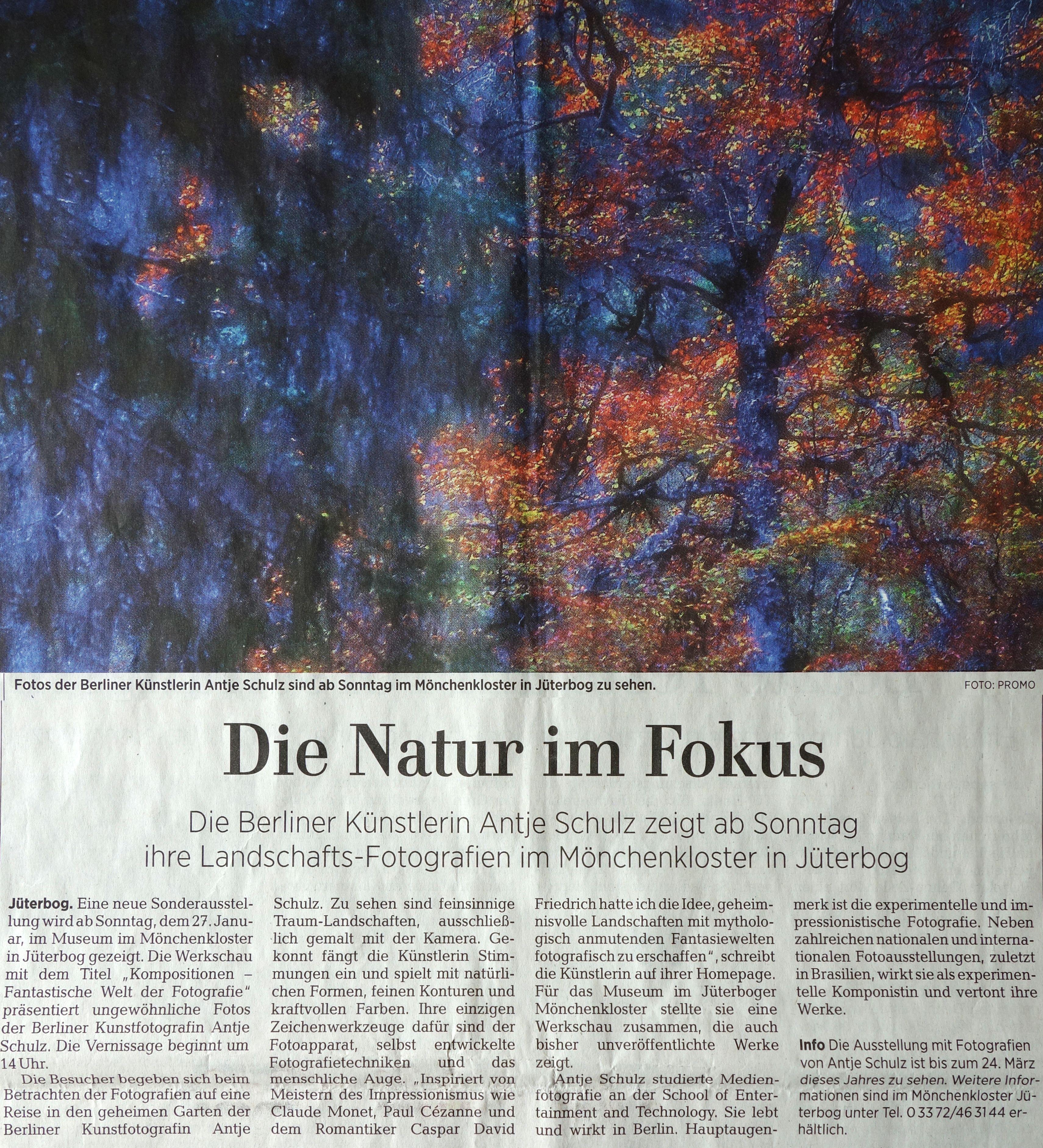 Märkische Allgemeine 23_Januar_2019
